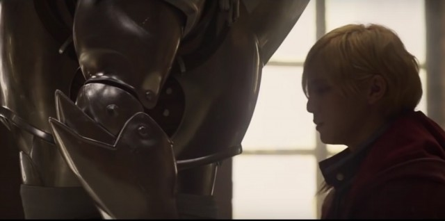 Fullmetal Alchemist Live-Action Film Will Be Out in a Year