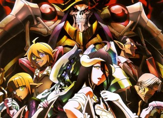Overlord TV Anime's 2nd Season Premieres in January 2018