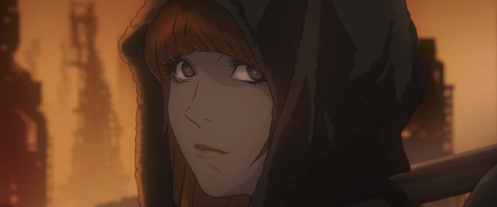 Blade Runner Is Getting A Short Anime From Cowboy Bebop's Director