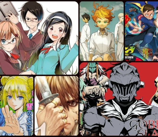 Top 10 manga you should read in 2017