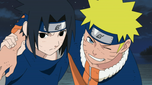 Naruto Fan Robs A Store!