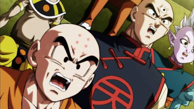 Dragon Ball Super Episode 122 and 123 new Leaked images