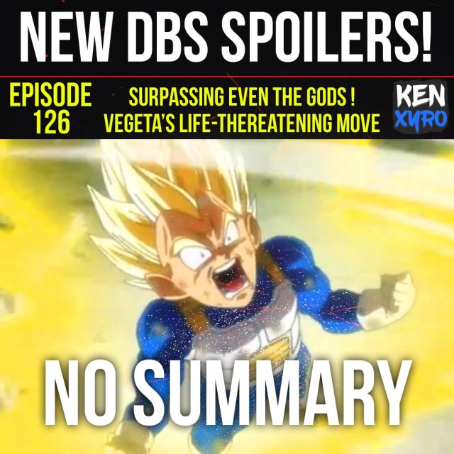 Dragon Ball Super Episode 123-131 new Schedule with release dates