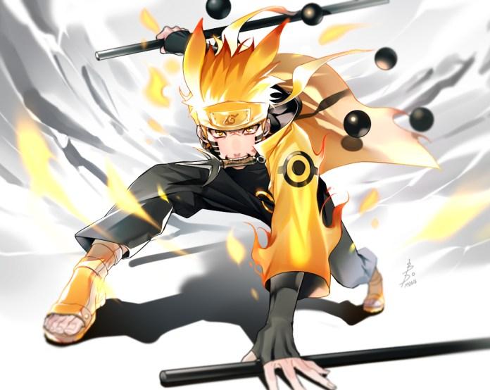 Inspiration Behind Naruto Uzumaki!