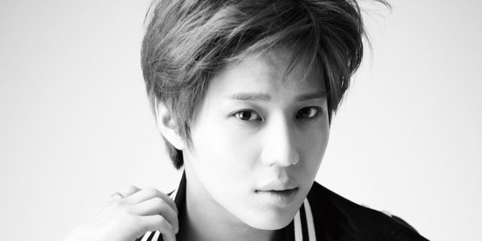 SHINee's Taemin was the model for a popular Japanese manga character?