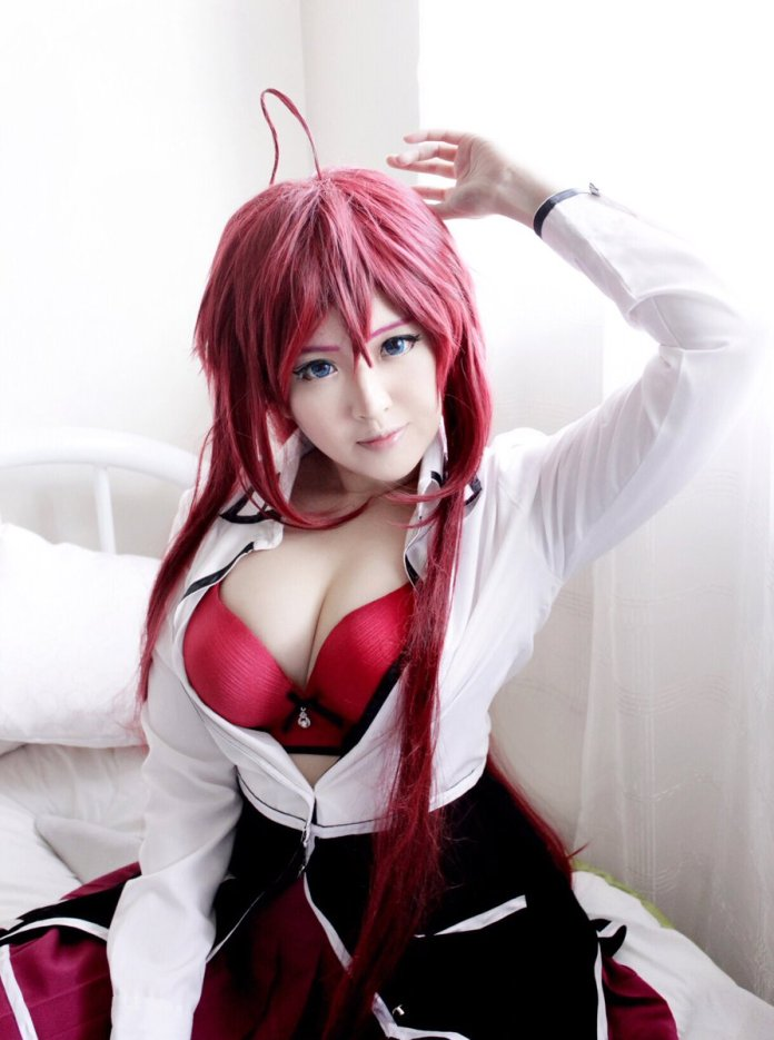 The Hottest Rias Gremory Cosplay that will make you melt