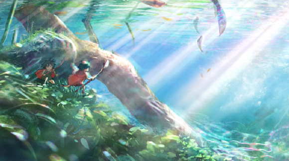 Ghibli successor Studio Ponoc announces new theatrical anime for release this summer【Video】