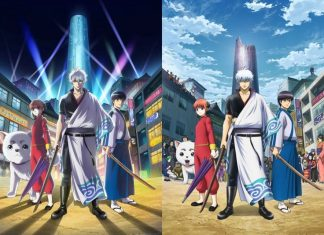 Gintama anime confirmed ending in March