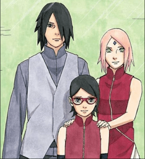 List of Ninja Who got married and had a son in the Boruto series