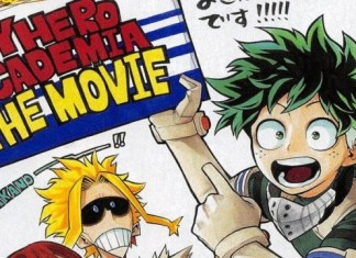 'My Hero Academia' Movie Releases Official Synopsis