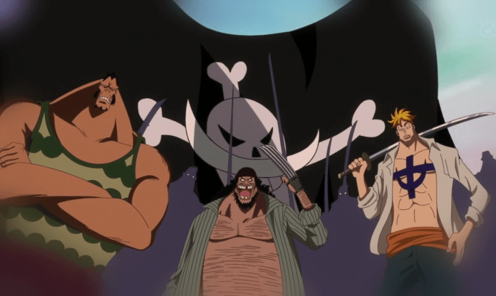 12 Characters who have been in more than 1 Pirate Crew