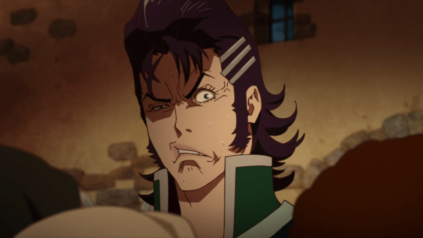 15 of the Most Impressive Pompadours in Anime