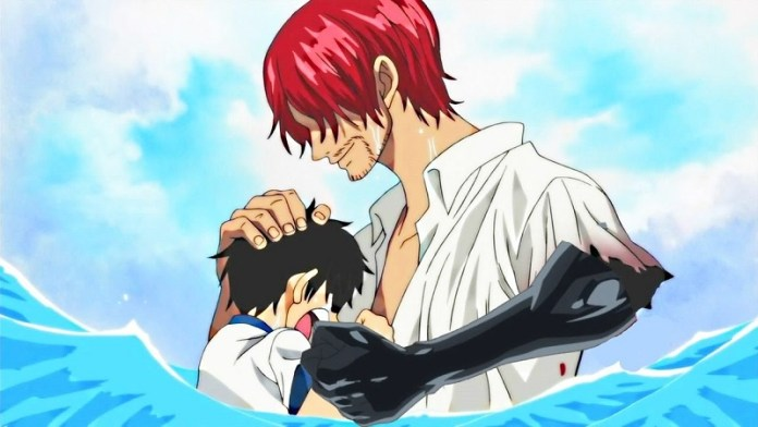 The Reason Why Shanks Lost An Arm