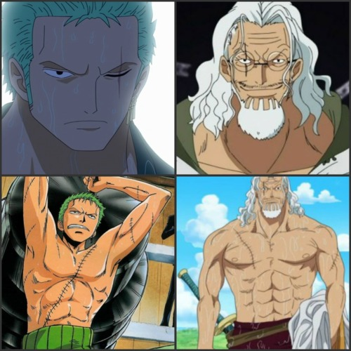 FUTURE DARK KING ZORO