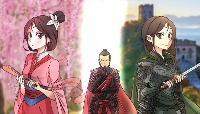 If Disney Characters Were Made In a Gorgeous Anime Style
