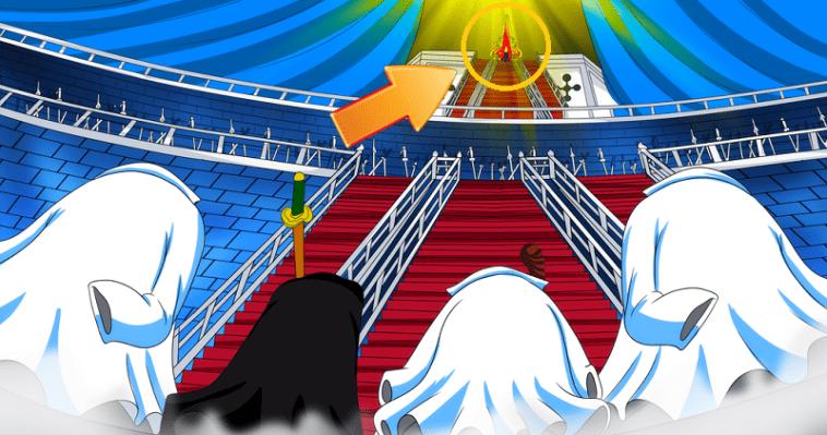 One Piece Wallpaper: In One Piece Who Is Joy Boy