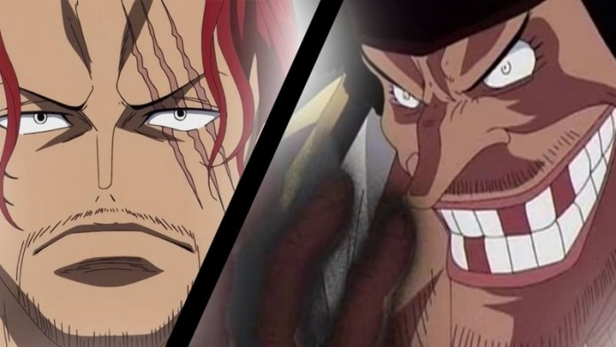 Shanks is the son of the Lurking Legend coming in Wano