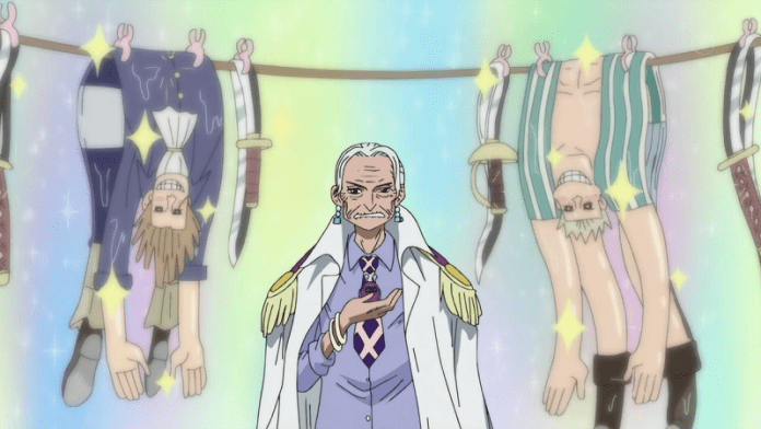 Why Gura Gura no Mi is the Strongest Paramecia and is so feared by the World Government