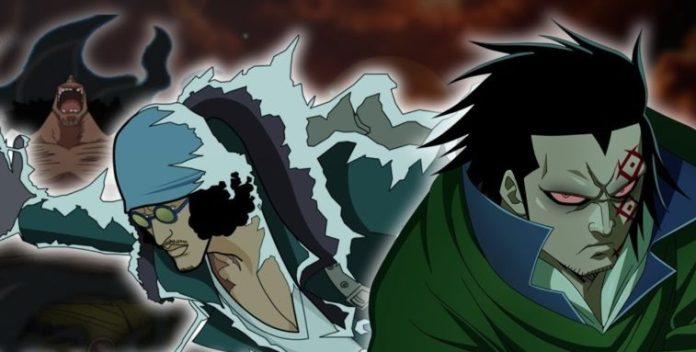Why Aokiji joined Blackbeard Pirates