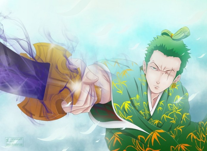 Zoro will have at least two Major Fights at Wano