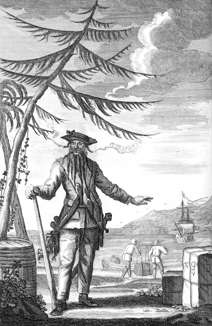 Blackbeard's Multiple Devil Fruits: Cerberus Theory