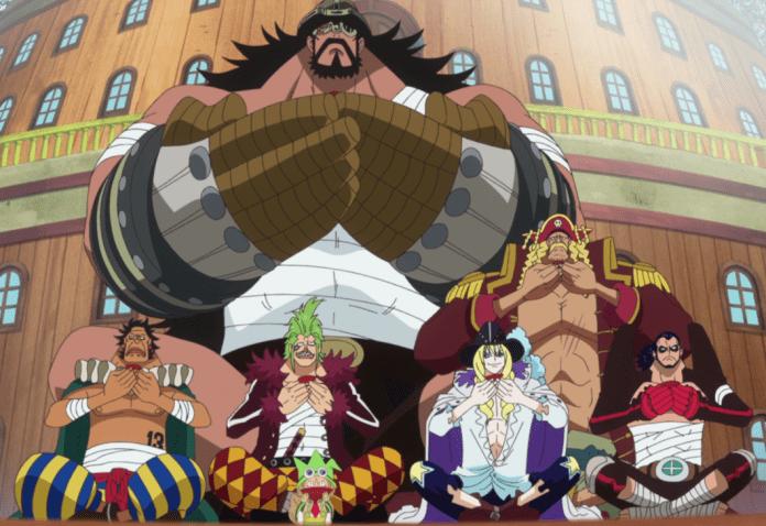Luffy's Final Bounty