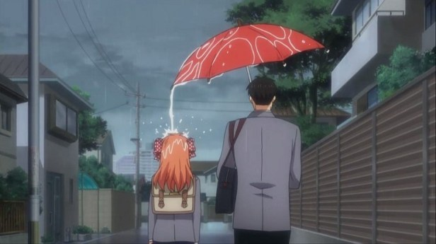 monthly girls nozaki kun romance anime