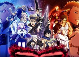 Black Clover Returns