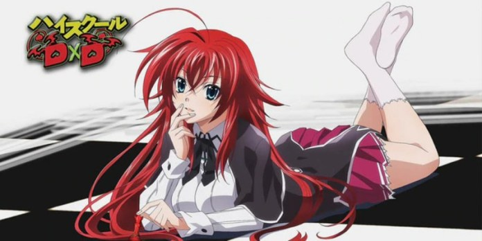 Rias Gremory Highschool DxD, Highschool DxD sexy charecters list, hot Highschool DxD girls