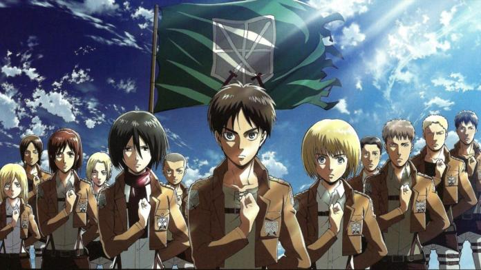 Attack on Titans: Season 4 Confirmed - VideoTapeNews