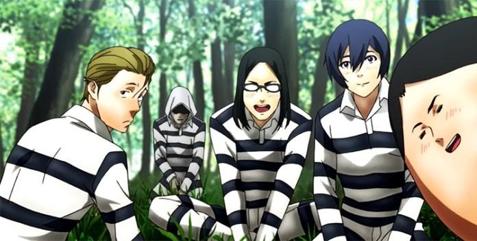 Prison School Anime Screenshot