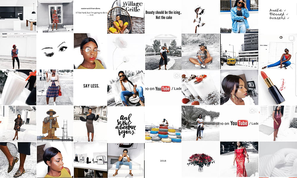 Lade Ibikunle Shares Free Editing Apps That Will help You