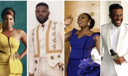 AMVCA 2018 Best dressed