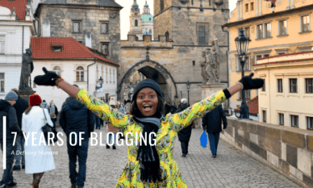 7 years as a blogger