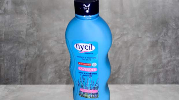 Nycil baby powder