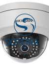Hikvision DS-2CD2122FWD-IS 2MP Outdoor Network Vandal-Resistant Dome Camera with 2.8mm Fixed Lens & Night Vision