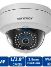 Hikvision DS-2CD2122FWD-IS-6MM 2MP IR Outdoor Dome IP Security CameraHikvision DS-2CD2122FWD-IS-6MM 2MP IR Outdoor Dome IP Security Camera