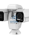 Hikvision DS-2TD6266-75C2L Bispectrum Thermal & Optical PTZ Network Box Camera with 75mm Thermal Lens