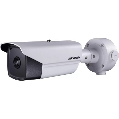 Hikvision DS-2TD2136T Outdoor Thermal Network Bullet Camera with 15mm Lens & Heater