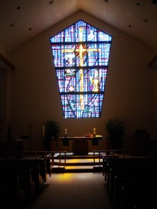 Sanctuary Chancel