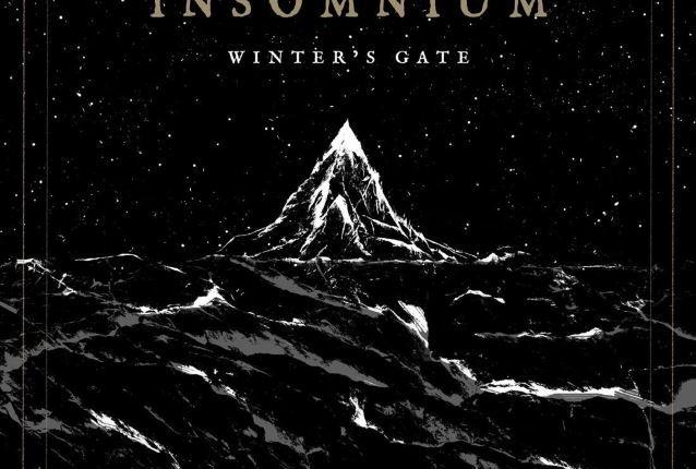 INSOMNIUM: 'Winter's Gate' Album Artwork Unveiled