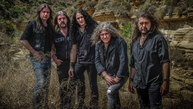 TANK Feat. SKID ROW/Ex-DRAGONFORCE Singer ZP THEART: 'Valley Of Tears' Video Released