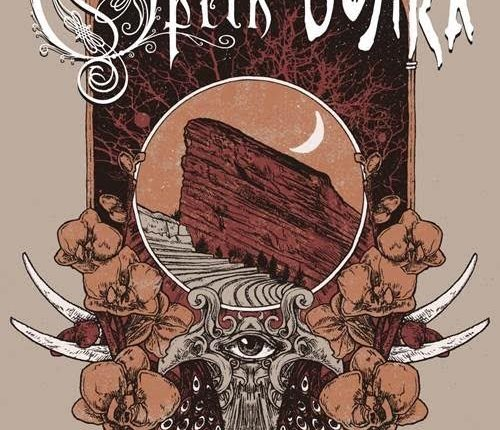 GOJIRA And OPETH To Perform At Red Rocks Amphitheatre in Morrison, Colorado
