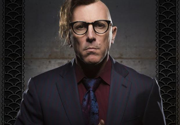 TOOL Frontman MAYNARD JAMES KEENAN's Authorized Biography Is A New York Times Best Seller