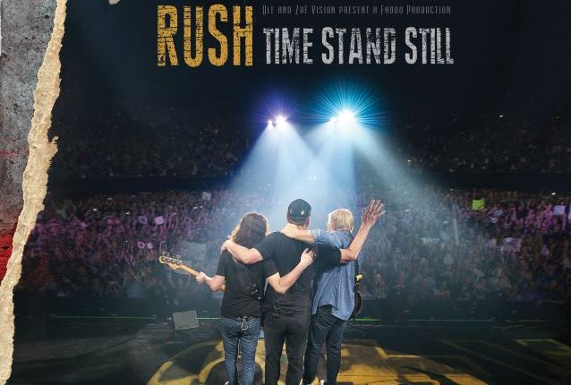 RUSH Would 'Never, Ever' Tour With Anything Less Than Three Members Of Classic Lineup