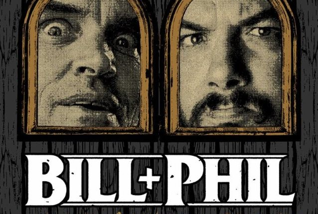 PHILIP ANSELMO Collaborates With Horror Icon BILL MOSELEY On 'Songs Of Darkness And Despair'