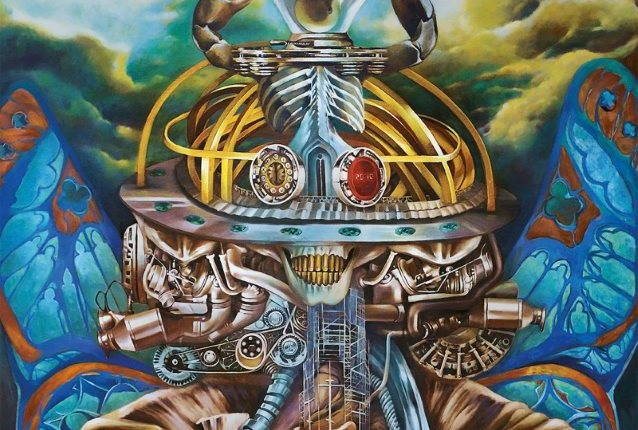 SEPULTURA: Eighth 'Machine Messiah' Studio Webisode