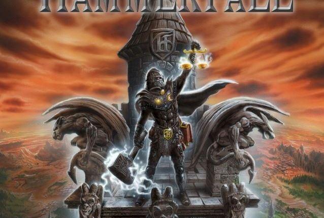HAMMERFALL: 'Built To Last' Lyric Video Released