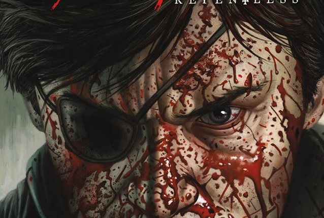 See Six Pages From SLAYER's Bloody First Comic Book