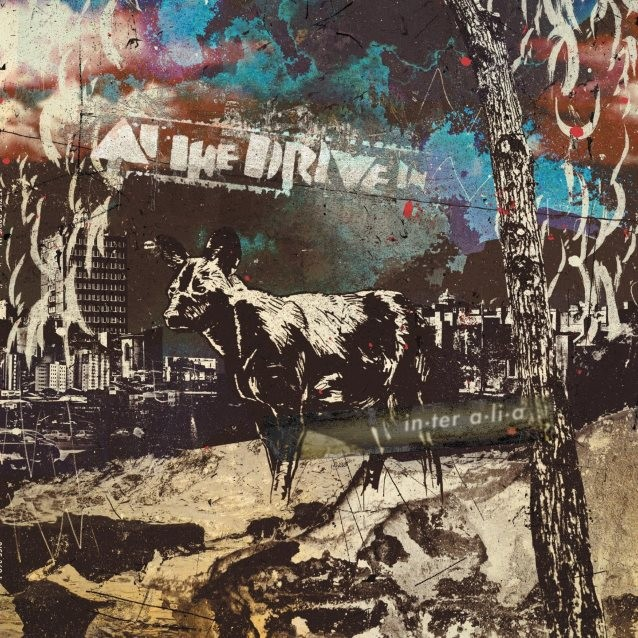 AT THE DRIVE IN Releases 'Hostage Stamps' Video